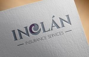 Inclán Logo Mockup