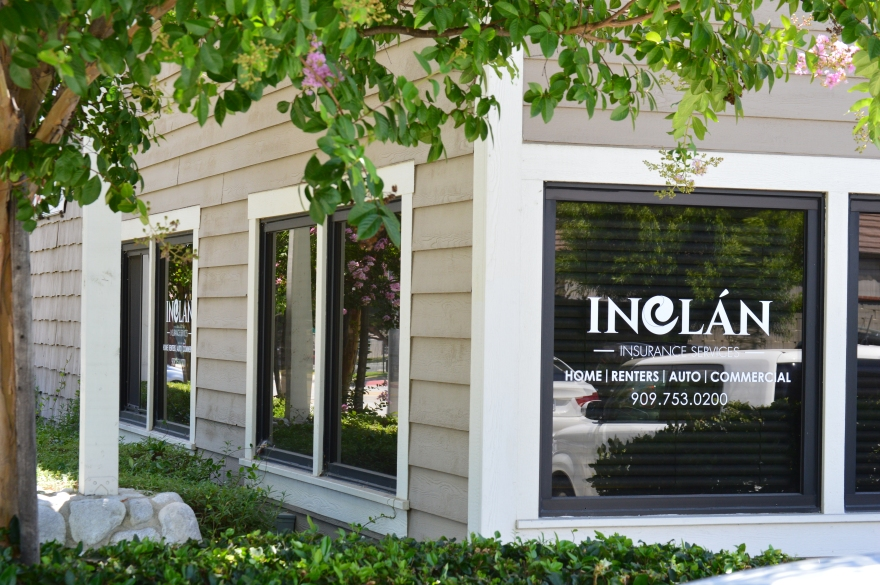 Inclán Insurance Services is in La Verne, right by the city of San Dimas