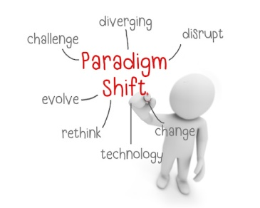 paradigm shift women business